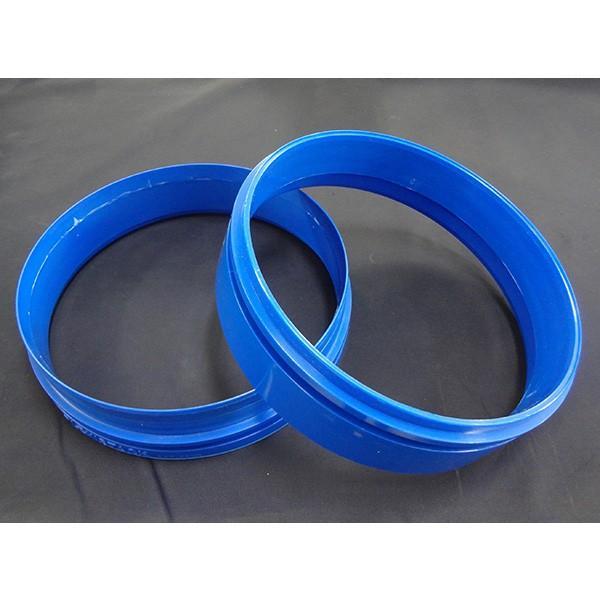 樹脂メッシュ 取り換え可能 篩 ふるい 直径200mm×高さ80mm ブルー nippon-clever