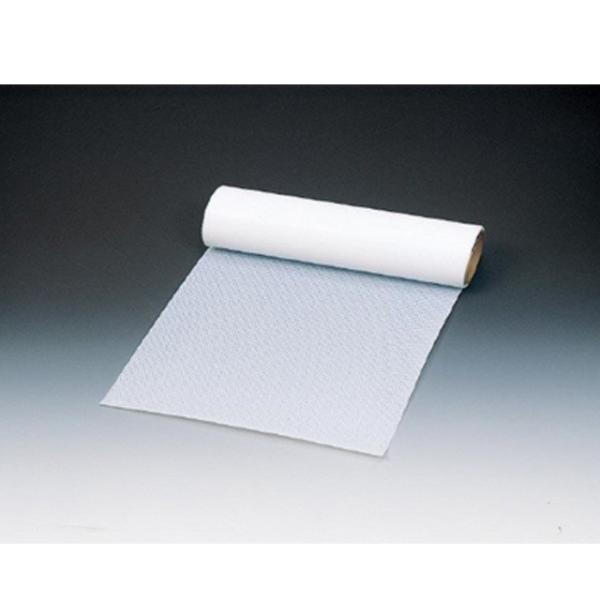テフロンネット パンチングメッシュ  穴径:1.0mm 幅方向穴ピッチ: 4mm  巾:300mm×長さ:1m 切り売り カット販売|nippon-clever