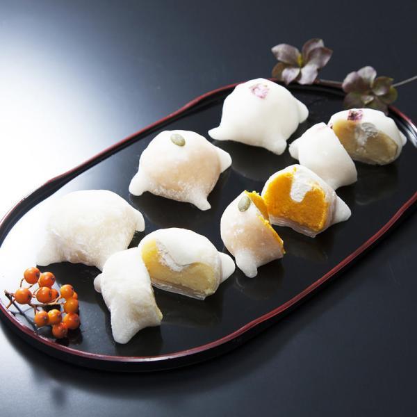 スイーツ 北海道 お取り寄せスイーツ sweets はこだて雪んこ 洋風大福 スイートポテト 詰め合わせ 送料無料 ポイント消化