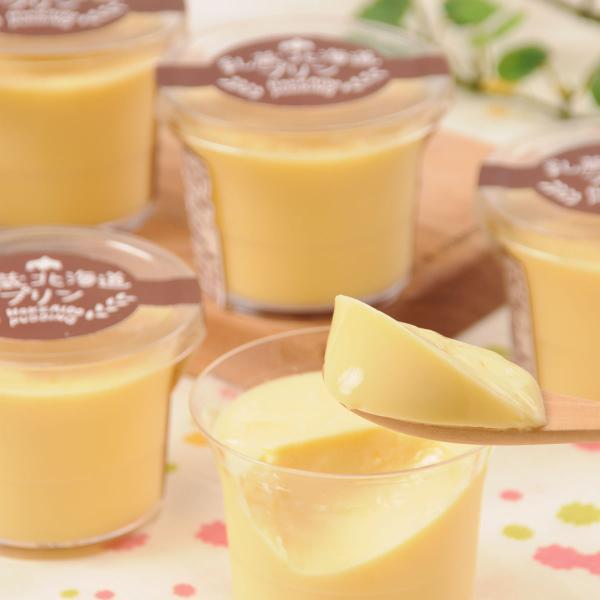 洋菓子 乳蔵 北海道 プリン 5個 ギフトセット 詰め合わせ デザート スイーツ 北海道スイーツ 冷凍