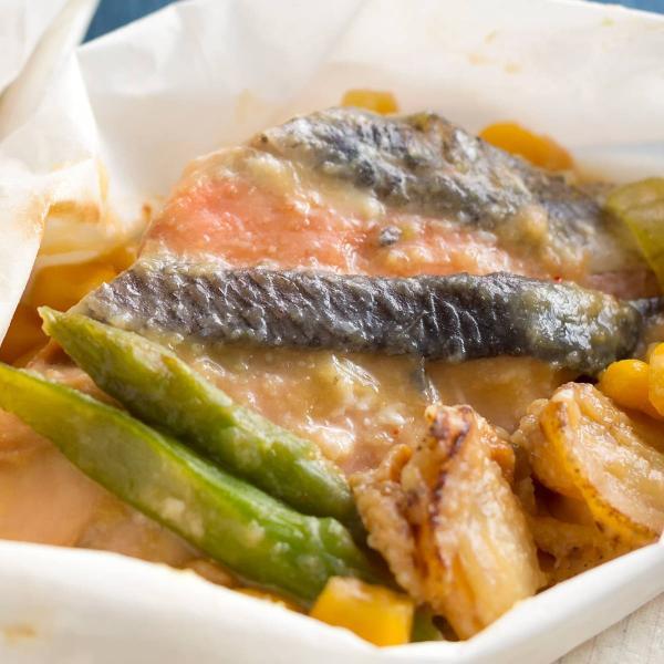 北の温もり ちゃんちゃん焼き 2種 6食 セット 北海道 産地直送 海鮮 鮭 惣菜 鱈 冷凍 魚 さけ 郷土料理 しゃけ