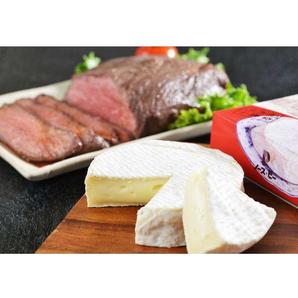 北海道ローストビーフ カマンベールチーズT100 詰合せ ローストビーフ チーズ 北海道グルメ 国産 肉惣菜 北海道 江戸屋 乳蔵