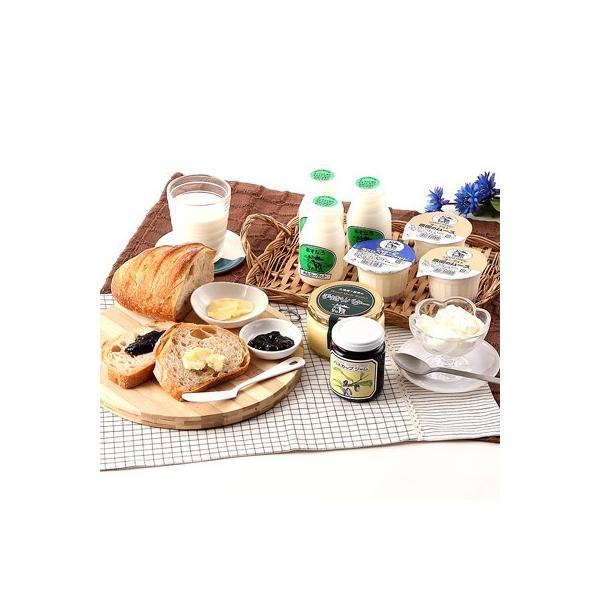 北海道 お取り寄せ こだわり 乳製品 セットD ヨーグルト ムース バター ジャム 送料無料 ポイント消化