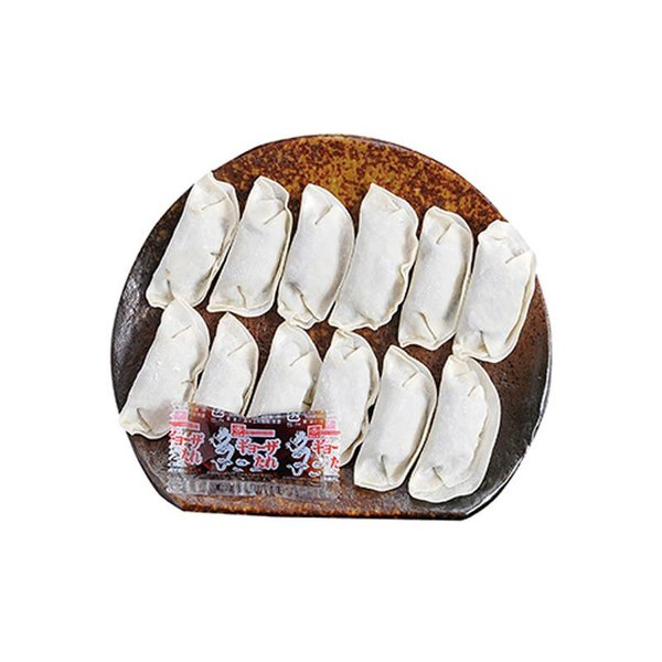 鹿児島黒豚生餃子〔黒豚生餃子(16g×12個)×5、たれ13g×5〕