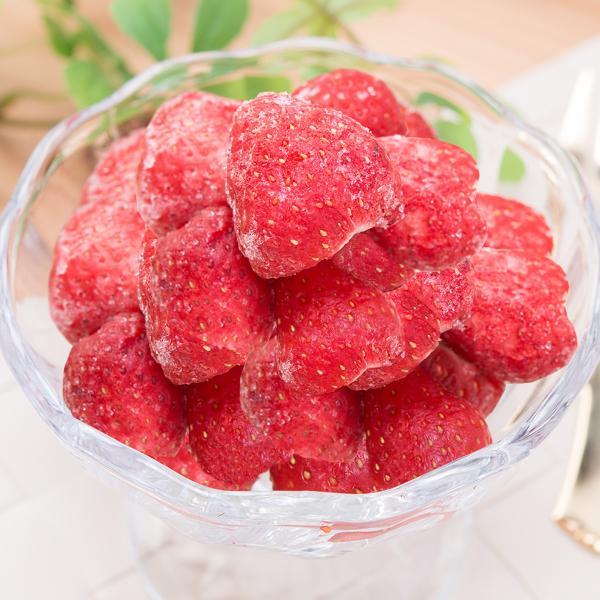 国産冷凍いちご いのさん育ちの冷凍イチゴ 500g 2P セット 苺 国産 冷凍 フルーツ 三重県産 無添加 果物