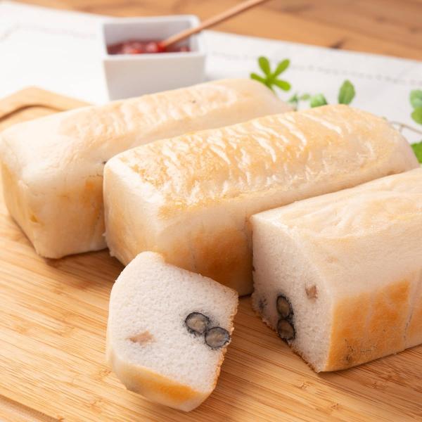 グルテンフリー 米粉100% パン 3種 セット 無添加 冷凍 米粉パン 黒豆パン 国産 詰め合わせ 京都パンとお菓子の店プルチーノ