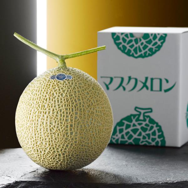 静岡県産 クラウンマスクメロン 1.2kg マスクメロン 静岡 果物 フルーツ 国産 クラウンメロン メロン 静岡クラウンメロン