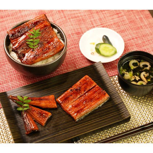 鹿児島県産 うなぎ蒲焼き カット 3枚 鰻 惣菜 おかず うなぎ 蒲焼き 国産 土用の丑の日 ウナギ