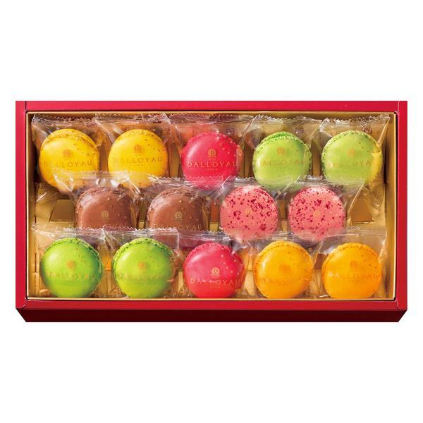 季節のマカロン 詰合せ 14個入 3箱 セット マカロン 焼き菓子 洋菓子 あまおう 東京 ダロワイヨ