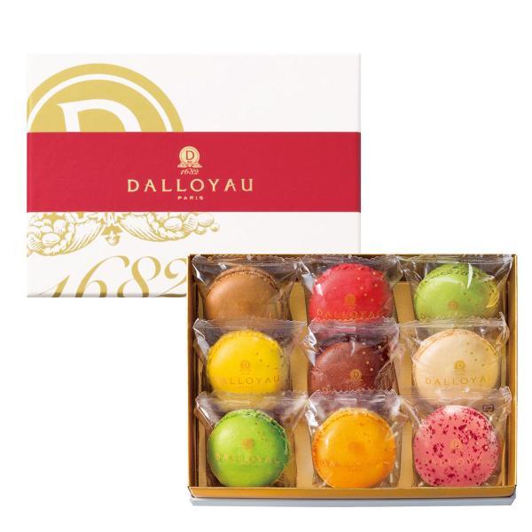 季節のマカロン入り 詰合せ 9個入 3箱 セット 9種 マカロン 焼き菓子 洋菓子 高級 あまおう 東京 ダロワイヨ