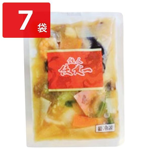 陳建一 本格八宝菜 8袋 セット 中華 惣菜 冷凍 八宝菜 本格的 具だくさん おかず 湯せん 東京 陳 建一