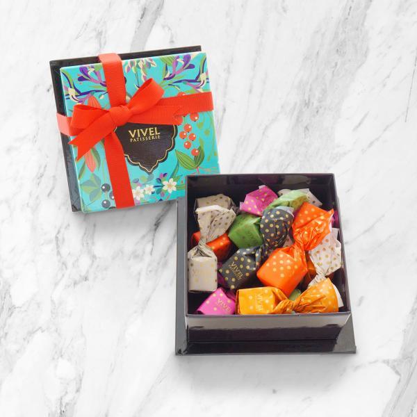 トリュフチョコレート 2箱セット 7種 詰合せ 洋菓子 トリュフ チョコレート 神奈川 VIVEL PATISSERIE