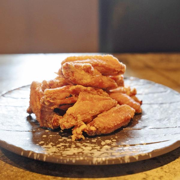 手羽中のからあげ 5袋 詰合せ からあげ 鶏肉 冷凍 肉料理 惣菜 手羽中 国産 揚げるだけ おかず 簡単調理 大分 綾鶏