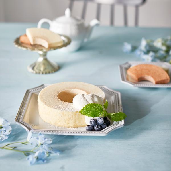 ホワイト・バウム 12箱 詰合せ 焼き菓子 洋菓子 バームクーヘン ホワイトチョコ スイーツ 岐阜 デザート ヌベール