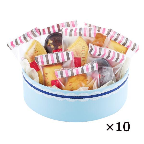 からだに微笑み グルテンフリースイーツ 4種8個詰合せ 10箱 4種 洋菓子 焼き菓子 米粉 スイーツ 岐阜 ヌベール