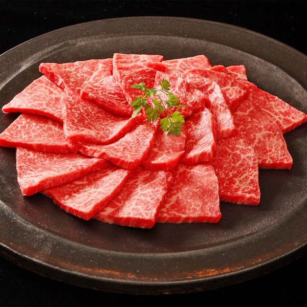 神戸ビーフ 網焼き肉 モモ 500g 牛脂付 神戸牛 牛肉 和牛 国産 ブランド肉 黒毛和牛 冷凍 高級 焼肉用 赤身肉