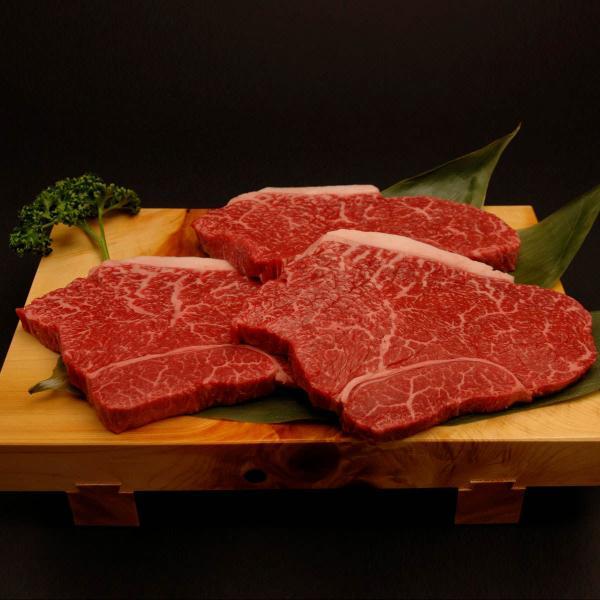但馬牛 モモステーキ 450g 牛脂付 牛肉 和牛 国産 ブランド肉 黒毛和牛 モモ 冷凍 高級 赤身