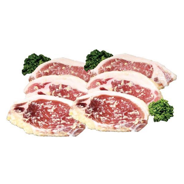 鹿児島黒豚ロース 西京みそ漬け 6個 豚肉 国産 黒豚 ロース みそ漬け 鹿児島産 かごしま黒豚 豚の味噌漬け おかず