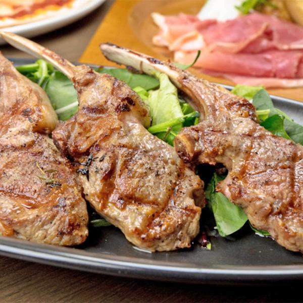 豪州産 熟成冷凍 ラムチョップ 8本入り20パック 羊肉 ラム 羊 肉 バーベキュー 骨付き肉 焼き肉 オーストラリア産 熟成