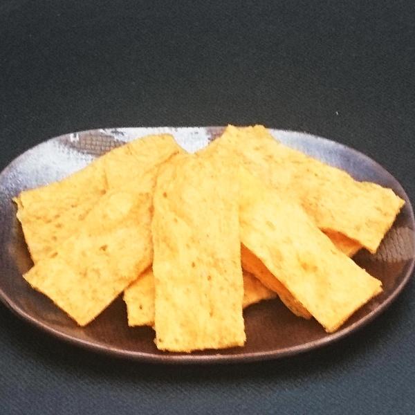 タラチップス エビ味 10袋 乾物 おやつ たらのすり身 エビ えび風味 海老 チップス おつまみ 愛媛 龍宮堂