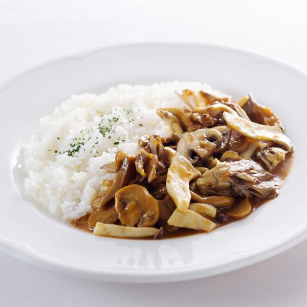 健康カレー お試しセット B ノンオイルきのこカレー カレー 惣菜 脂質0 レトルトカレー 低カロリー 簡単調理 きのこ ポスト投函便