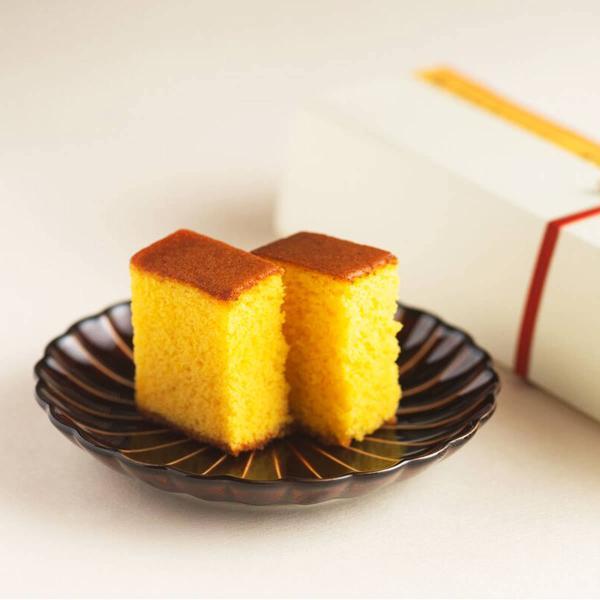 らんとう カステラ 1本入 2箱 和菓子 国産 スイーツ デザート おやつ 和スイーツ 卵糖 ご当地スイーツ 神奈川 日影茶屋
