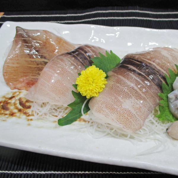 日本海いか小僧姿造り 10尾 イカ 冷凍 姿造り 国産 刺身 するめいか ゲソ 姿開き 船凍イカ 魚介 新潟