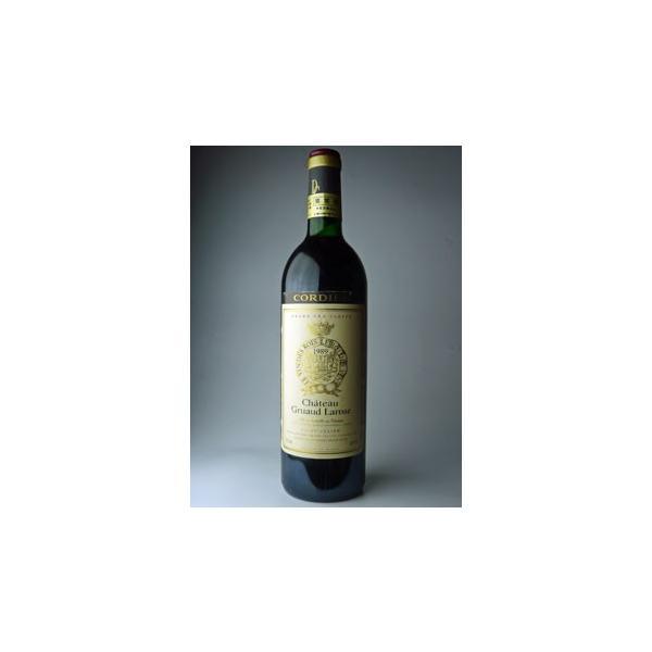 シャトー グリュオ・ラローズ 1989|nishida-sake