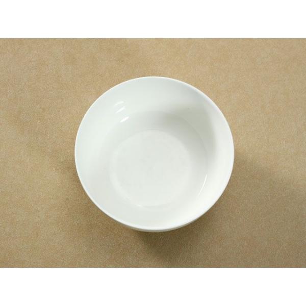 どんぶり 白磁 おしゃれ  7号丼  茶碗 ご飯 ライスボウル まんぷく レンジOK 大きい 無地 シンプル カフェ丼 nishida-store 03
