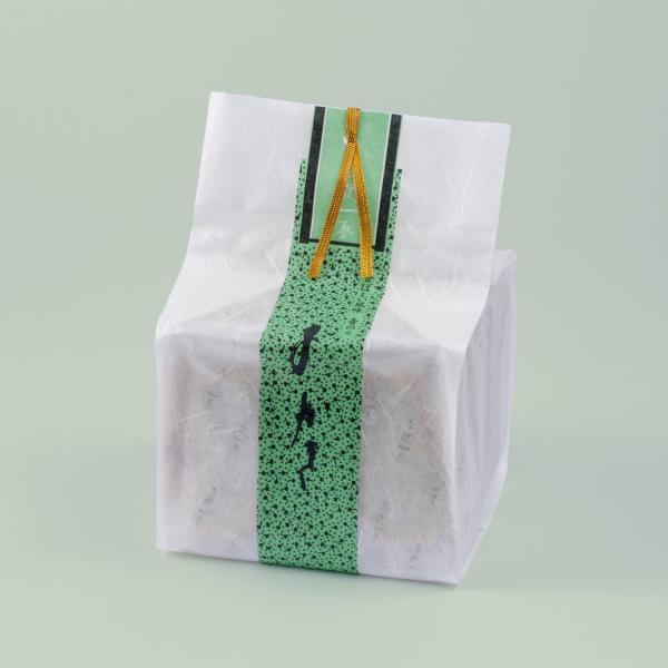 【青のりおかき】和紙袋(38枚入り)|nishidaseika-store