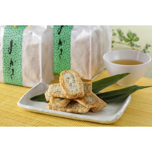 【青のりおかき】和紙袋(38枚入り)|nishidaseika-store|02