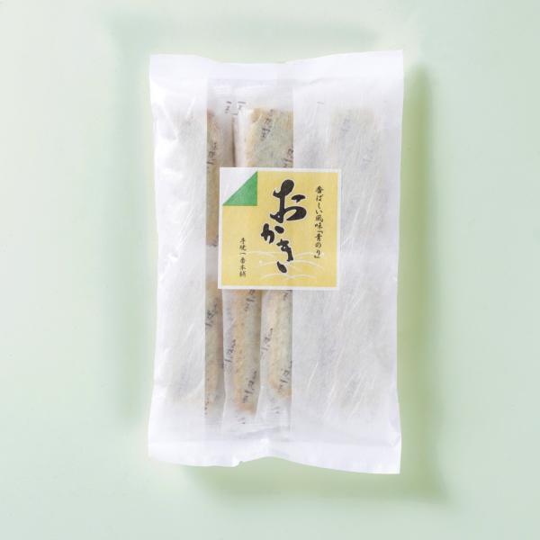 【青のりおかき】小判青のり(12枚入り)|nishidaseika-store