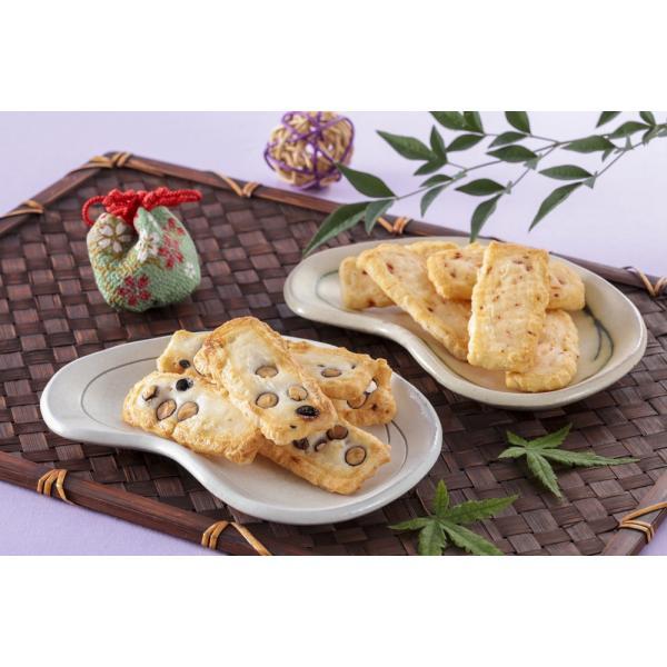 【豆・海老おかき】和紙袋 2種詰め合わせ|nishidaseika-store|04