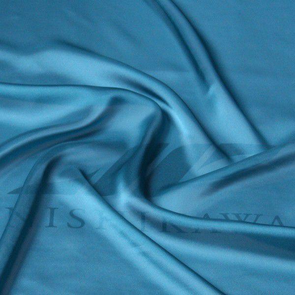 プレミアムサテン (N1515) 色番号19 ナイルブルー 生地 ドレス、発表 ...