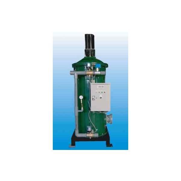  鑑賞池用生物膜式循環濾過機 全自動型 スーパーマリン NEW-420MA 1〜5t用 受注製作 【…