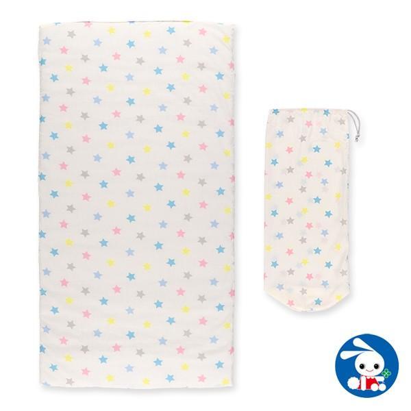 巾着付きマルチマット(星柄)|nishimatsuya|02