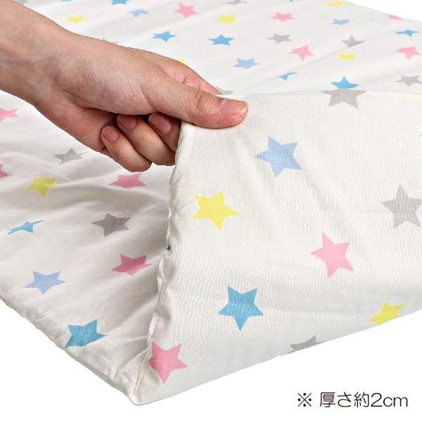 巾着付きマルチマット(星柄)|nishimatsuya|04