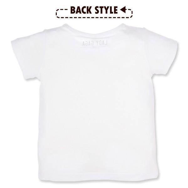 レディーガガプリント半袖Tシャツ【80cm・90cm・95cm】|nishimatsuya|02