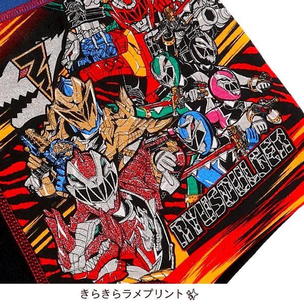 子供服 男の子 バンダイ)2枚組ボクサーブリーフ プレミアムきゃらふるインナー(リュウソウジャー) 100cm・110cm・120cm キッズ nishimatsuya 04