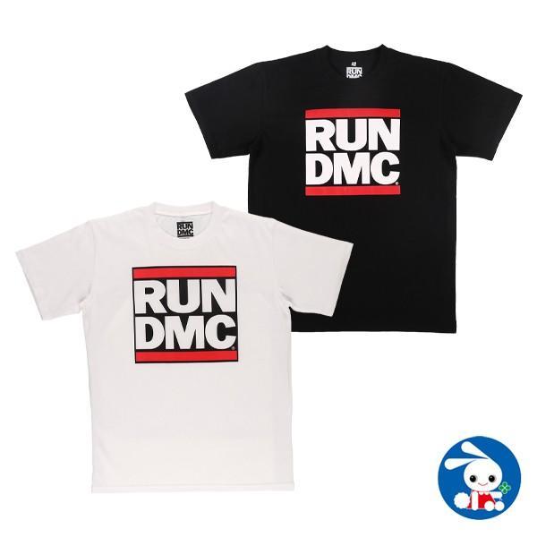 RUN-DMC ロゴプリント半袖Tシャツ【S・M・L】