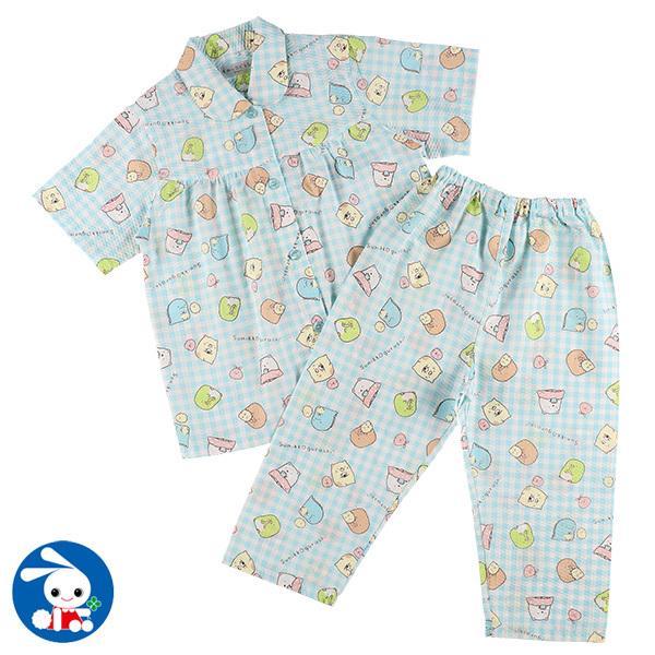 半袖パジャマ(すみっコぐらし) 130cm・140cm・150cm