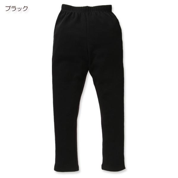 子供服 男の子 ウラぽかサイドラインパンツ ネイビー/ブラック/グリーン/グレー 130cm・140cm・150cm キッズ ジュニア 男児 ベビー|nishimatsuya|04