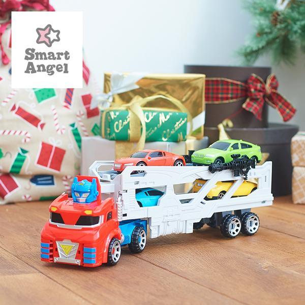 SmartAngel)変身ロボットキャリアカー