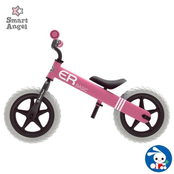 Smart Angel)足蹴りバイク ENJOY RIDE basic(ピンク)