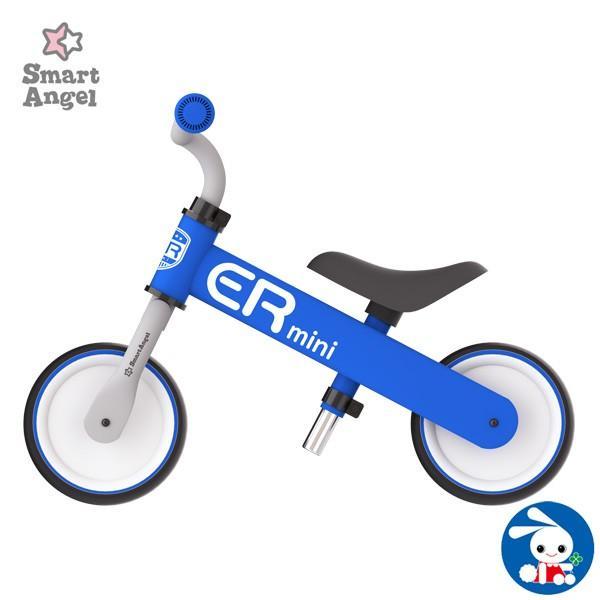 SmartAngel)足けりバイク ENJOY RIDE mini(ブルー)