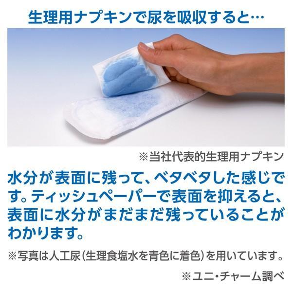チャームナップ 吸水さらフィ オーガニックコットン 少量用スリム 【15cc】(24枚入) nishimatsuya 05