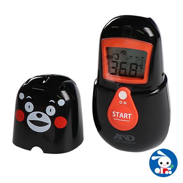 非接触体温計 UT-701 でこピッと(くまモン版)
