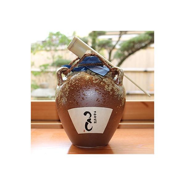 【送料込み】博多焼酎 つくし宝壺 黒 1800ml nishiyoshidashop