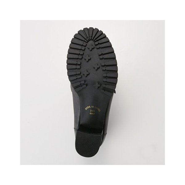 レディース ローファーパンプス(制菌・消臭・低反発中敷) パンプス 靴 ファッション 定番 23.5〜26.5cm ニッセン