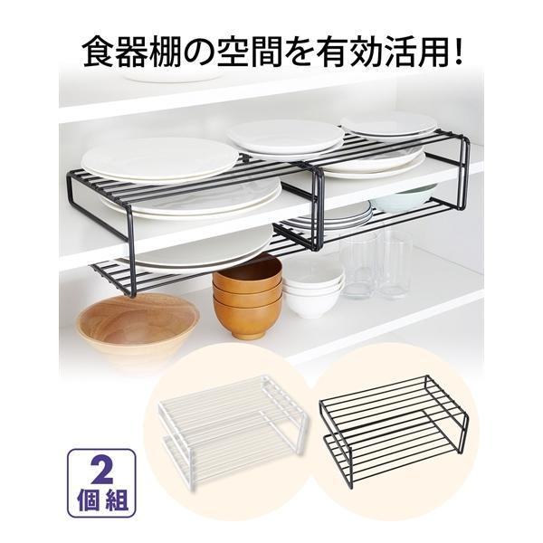 キッチン 収納 プレートラック TANABOTA-Re タナボターレ 2個組 ニッセン nissen